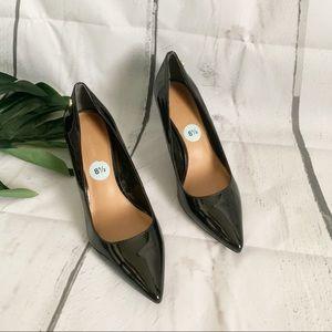 Calvin Klein black pumps heels size 8.5